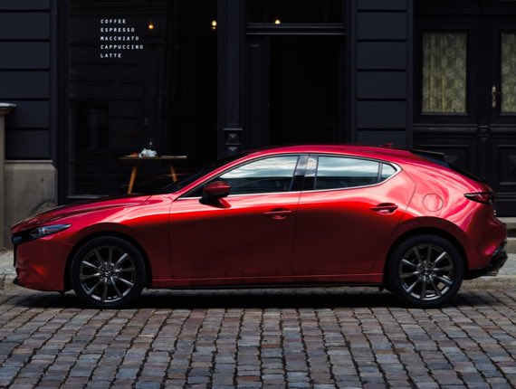 2021 Mazda3 Hatchback, A HATCHBACKER'S GUIDE TO TURBO