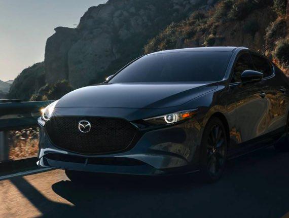 2021 Mazda3 Hatchback, <span>i</span>-ACTIV AWD<sup>®</sup>