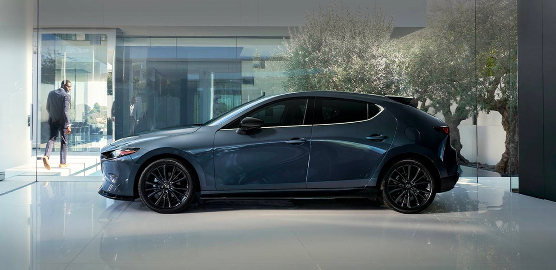 2021 Mazda3 Hatchback, SEDAN'S PROVOCATIVE PARTNER