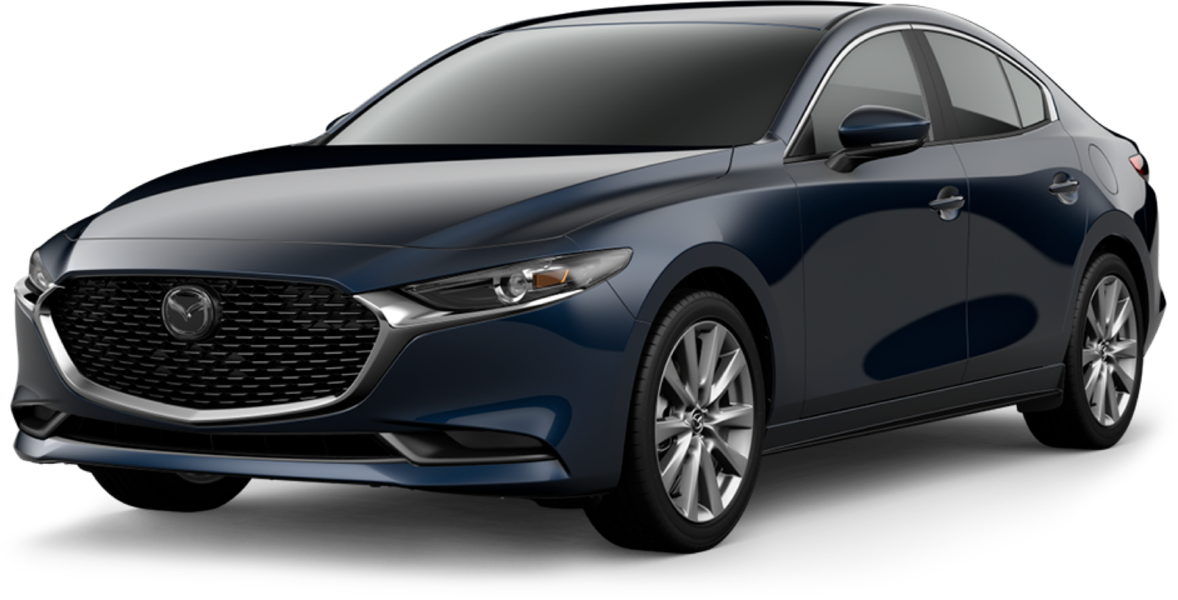 2021 Mazda3 Sedan, Deep Crystal Blue Mica