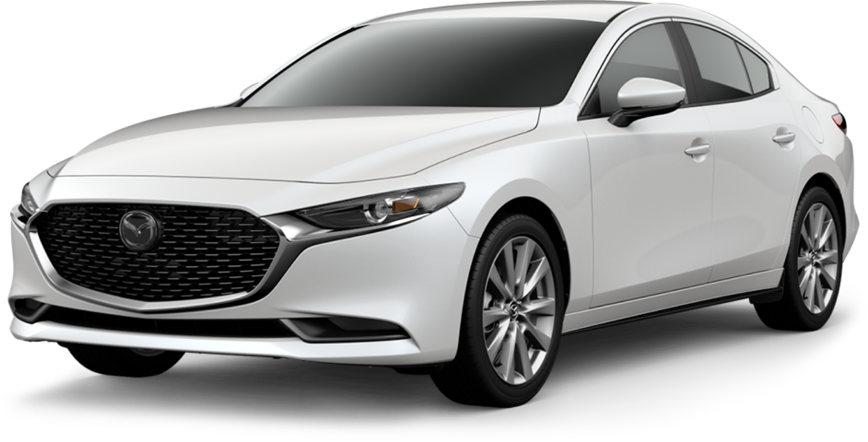 2021 Mazda3 Sedan, Snowflake White Pearl Mica