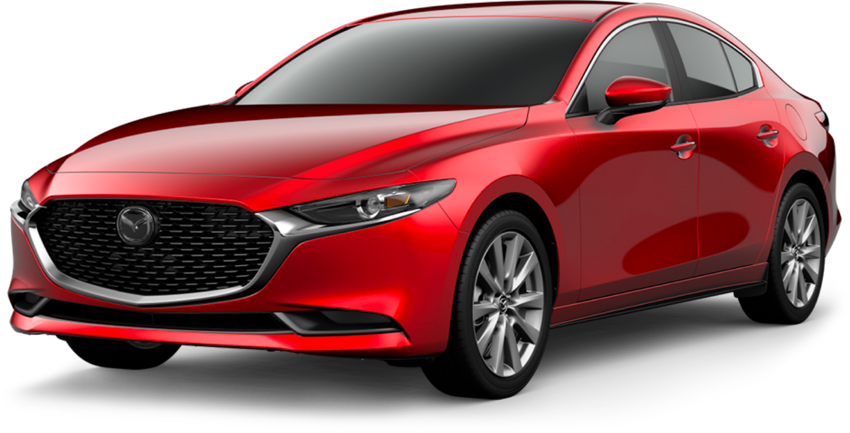 2021 Mazda3 Sedan, Soul Red Crystal Metallic