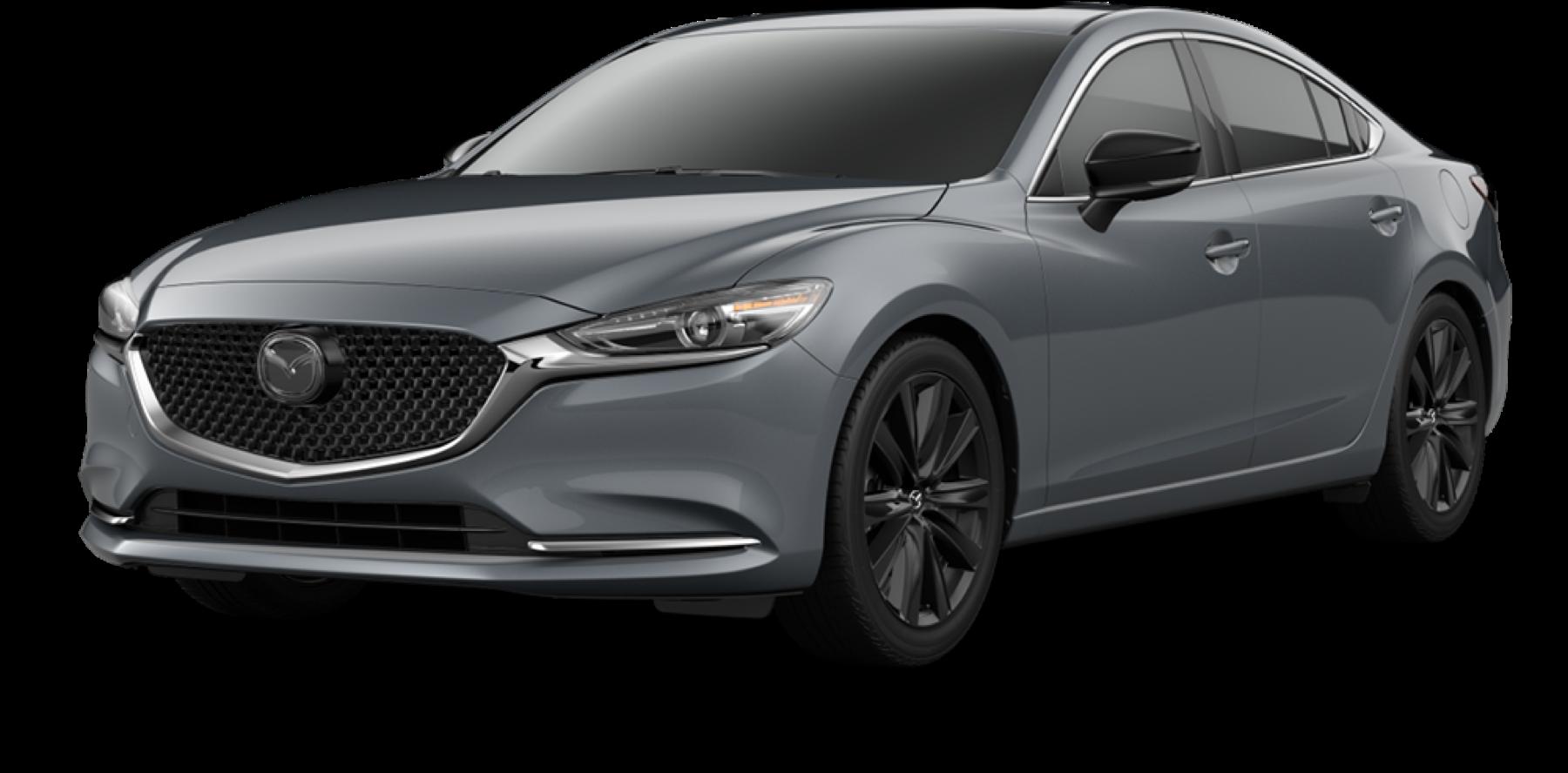 2021 Mazda6, Polymetal Gray