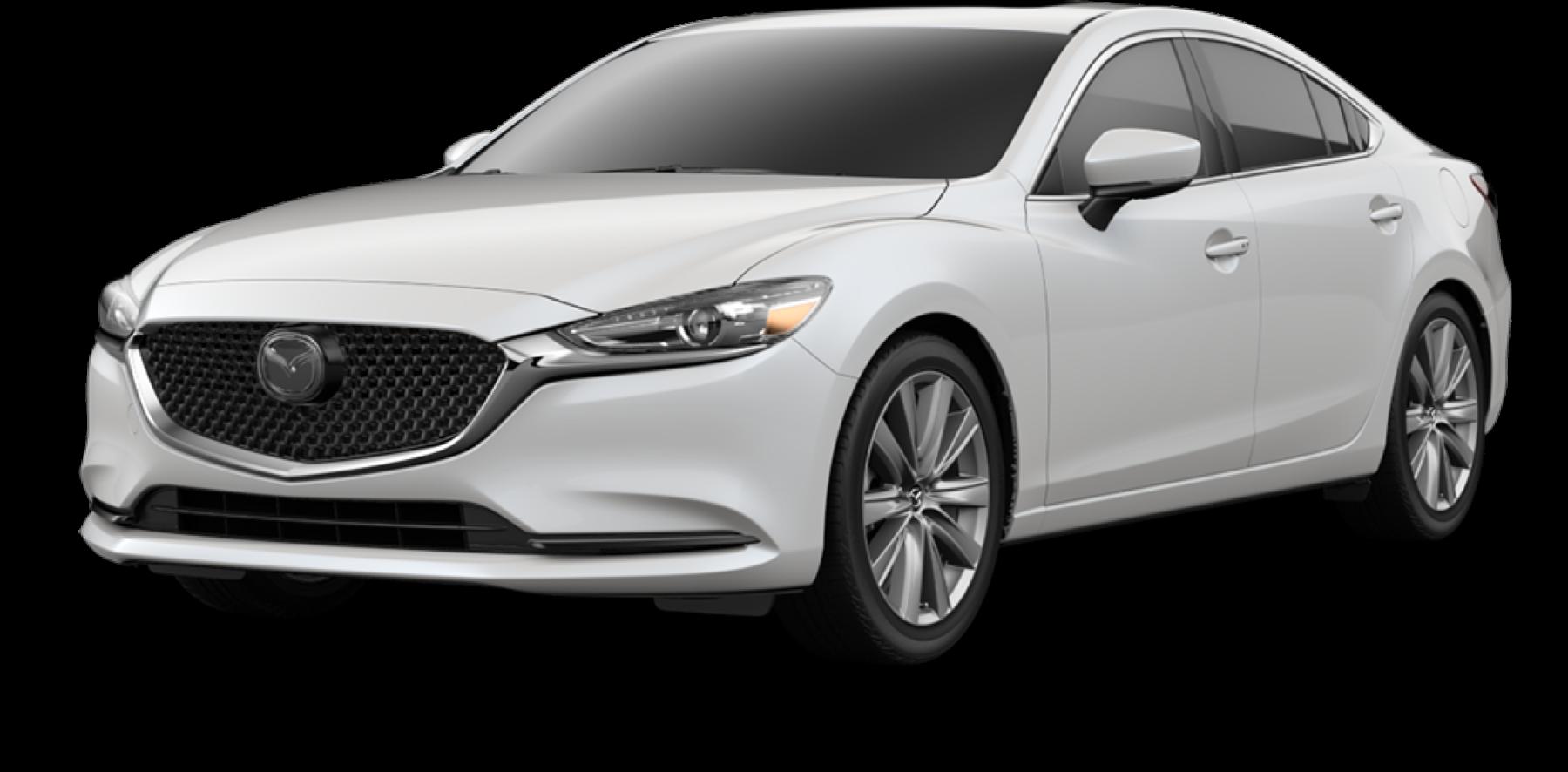 2021 Mazda6, Snowflake White Pearl Mica
