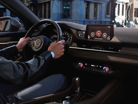 2021 Mazda6, SURROUND YOURSELF IN THE DETAILS