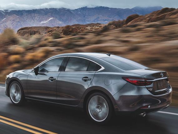 2021 Mazda6, ACTIVELY AWARE