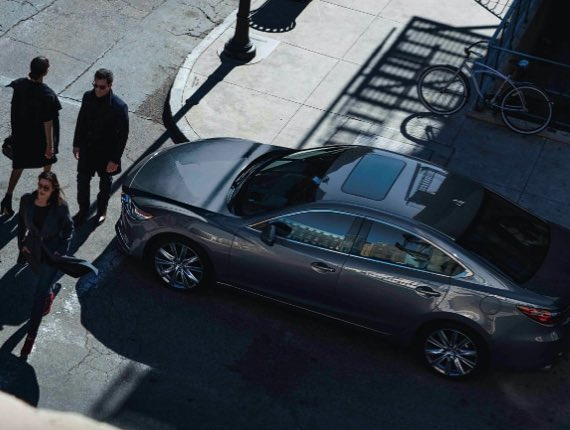 2021 Mazda6, TECHNOLOGY THAT INSPIRES CONFIDENCE