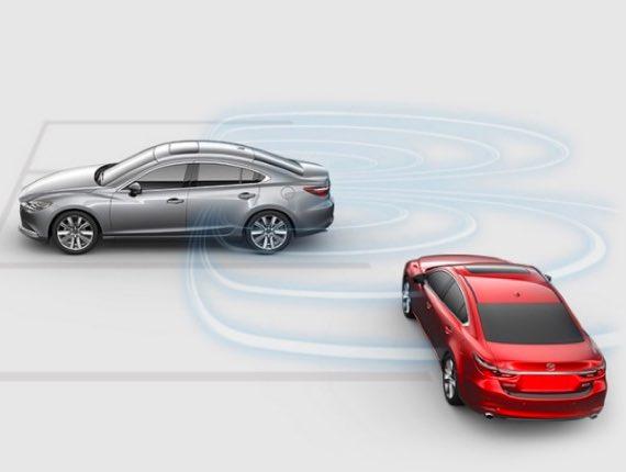 2021 Mazda6, REAR CROSS TRAFFIC ALERT