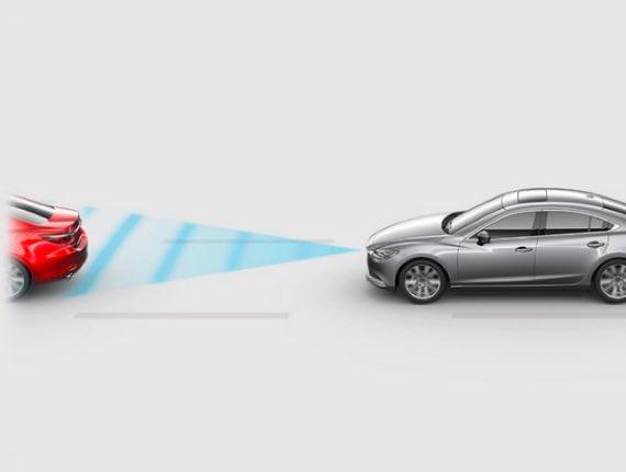 2021 Mazda6, MAZDA RADAR CRUISE CONTROL WITH STOP & GO