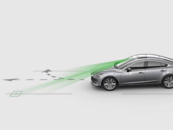2021 Mazda6, LANE-KEEP ASSIST