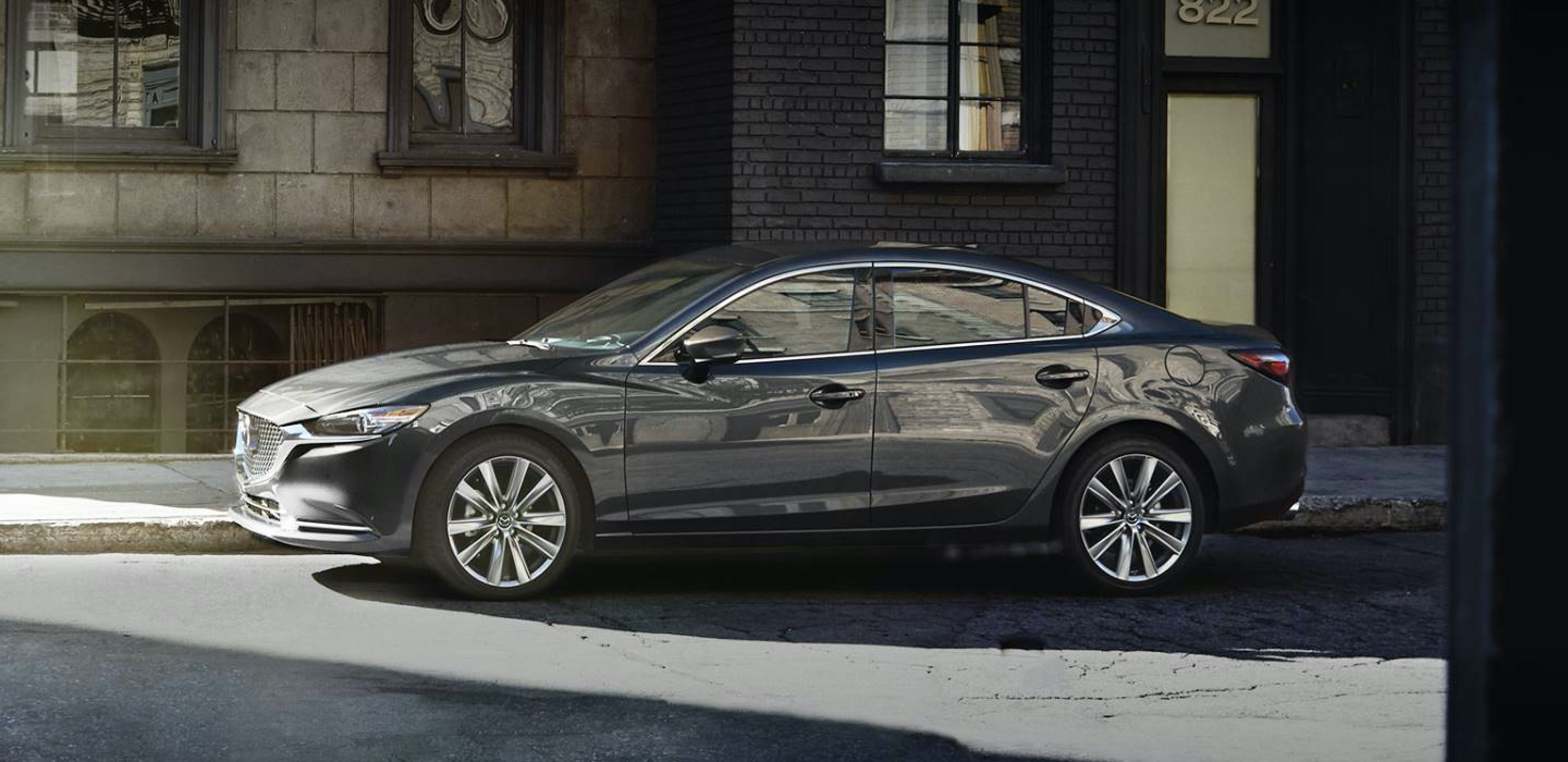 2021 Mazda6, EVERYTHING YOU WANT, AND MORE.