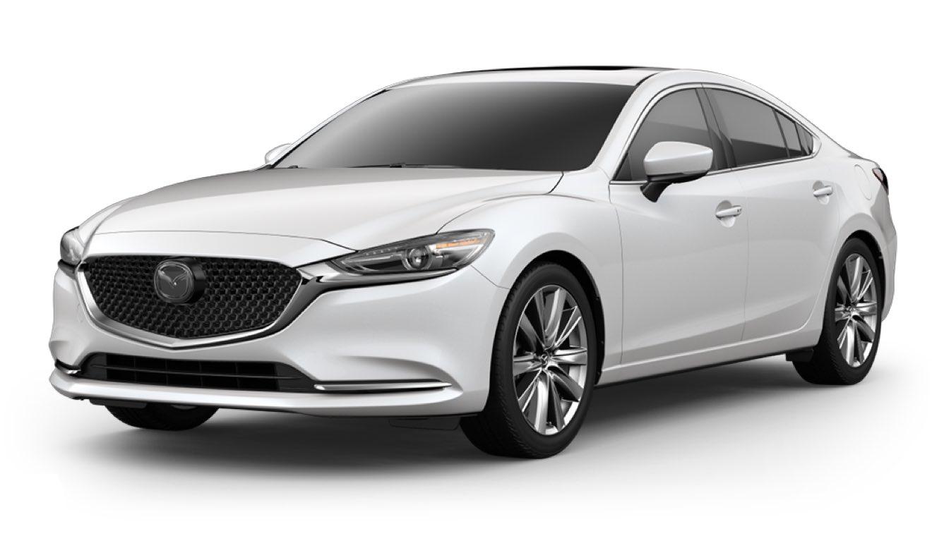 Mazda GRAND TOURING RESERVE