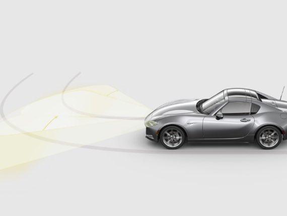 2021 Mazda MX-5 Miata RF, ADAPTIVE FRONT-LIGHTING SYSTEM