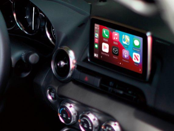 2021 Mazda MX-5 Miata RF, APPLE CARPLAY<sup>™</sup>