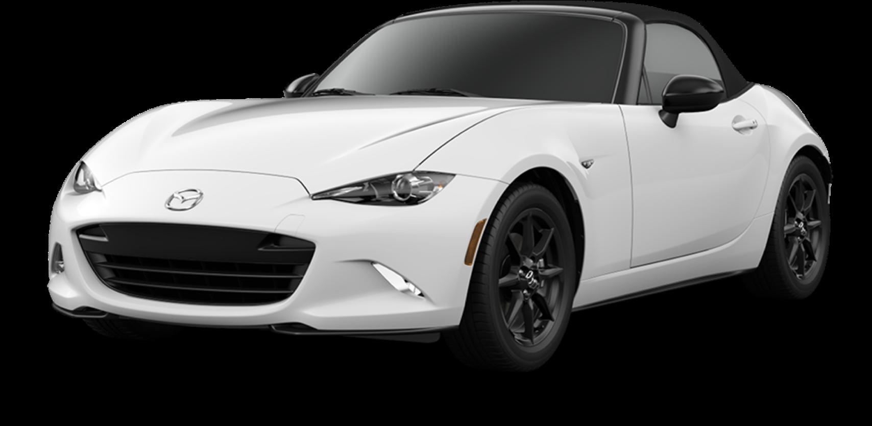 2021 Mazda MX-5 Miata, Arctic White