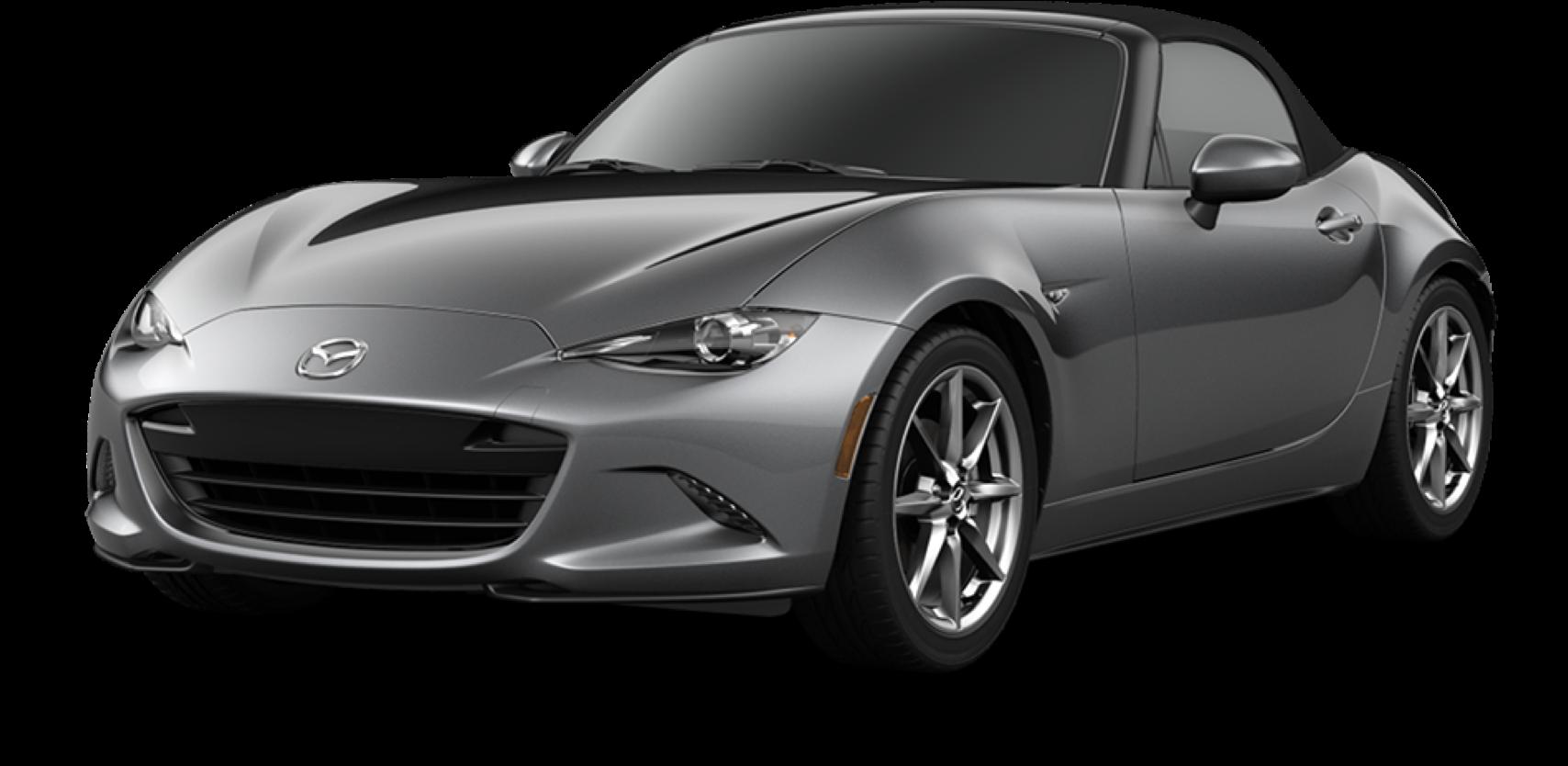 2021 Mazda MX-5 Miata, Machine Gray Metallic