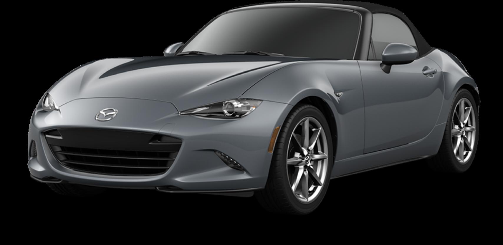 2021 Mazda MX-5 Miata, Polymetal Gray Metallic