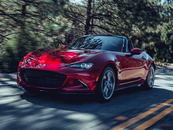 2021 Mazda MX-5 Miata, AN EXTENSION OF YOU
