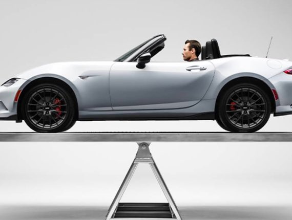 2021 Mazda MX-5 Miata, NEAR PERFECT BALANCE