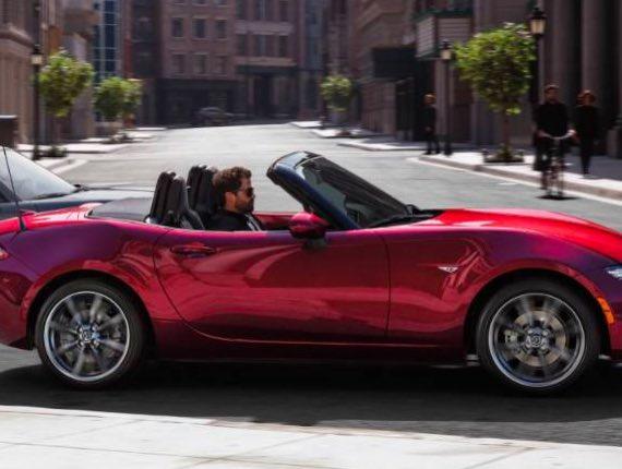 2021 Mazda MX-5 Miata, i-ACTIVSENSE<sup>®</sup> SAFETY TECHNOLOGY