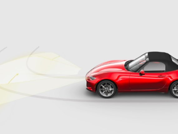 2021 Mazda MX-5 Miata, ADAPTIVE FRONT-LIGHTING SYSTEM