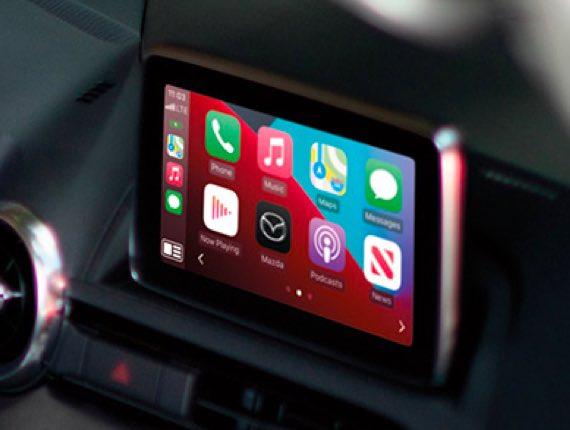 2021 Mazda MX-5 Miata, SEAMLESS CONNECTIVITY