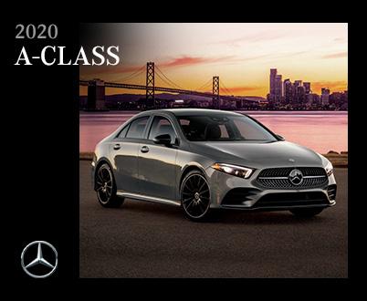 2020 A-Class