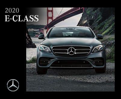 2020 E-Class
