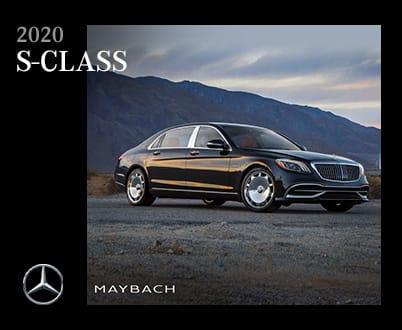 2020 S-Class Maybach