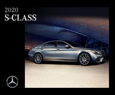 2020 S-Class