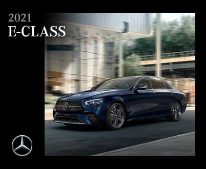 2021 E-CLASS