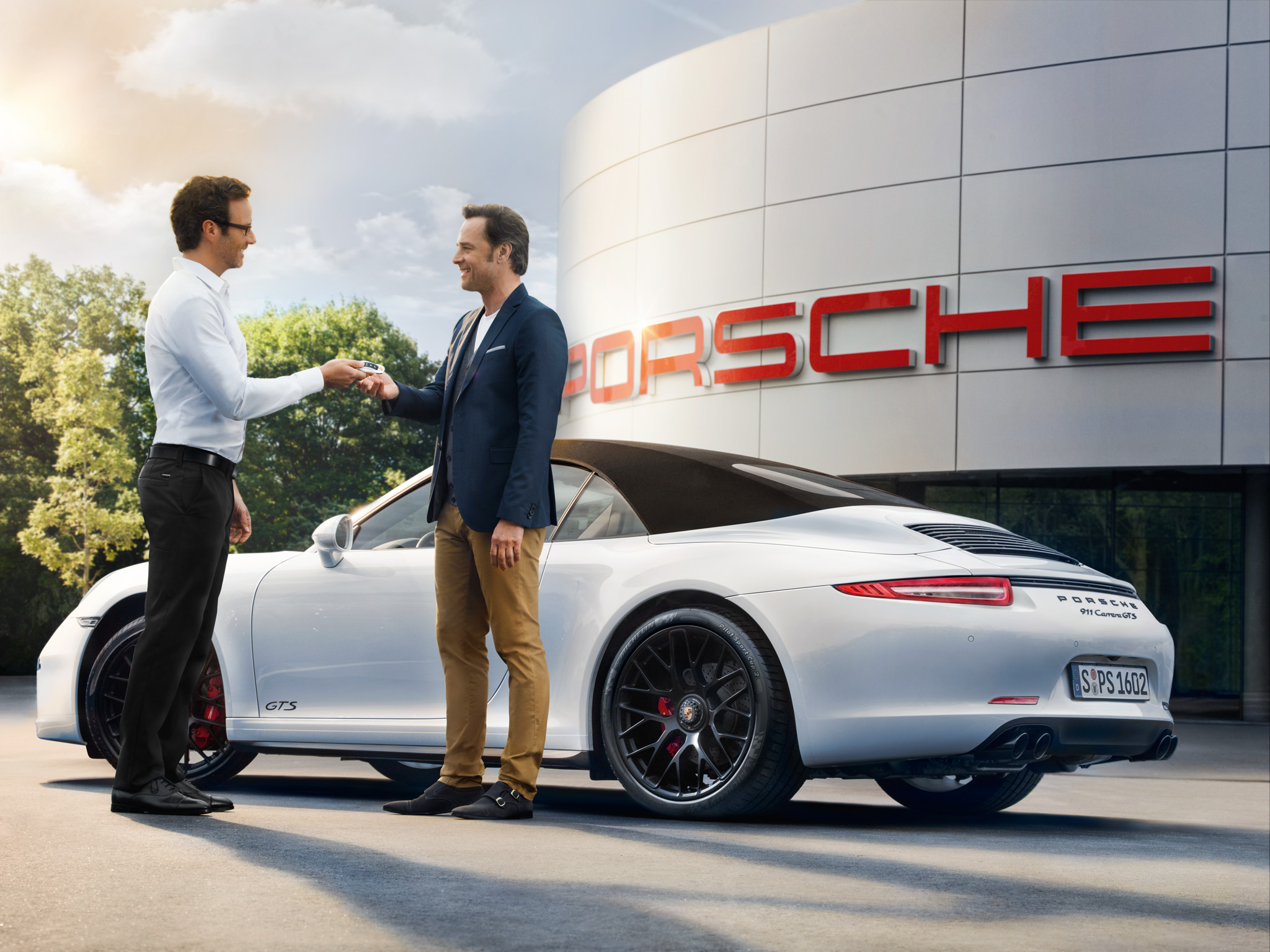 Certified Pre Owned Program Porsche South Shore
