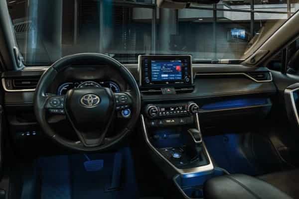 2020 RAV4 Hybrid,