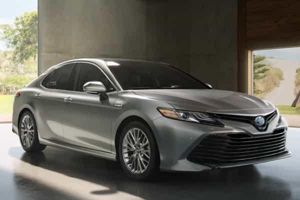2020 Camry Hybrid,