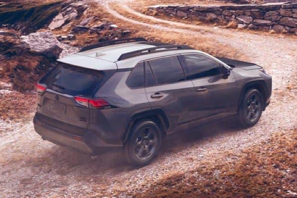 2021 RAV4 Hybrid,
