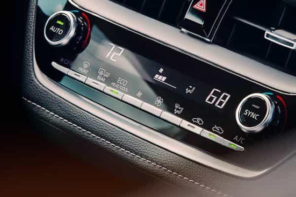 2021 Corolla Hatchback,
