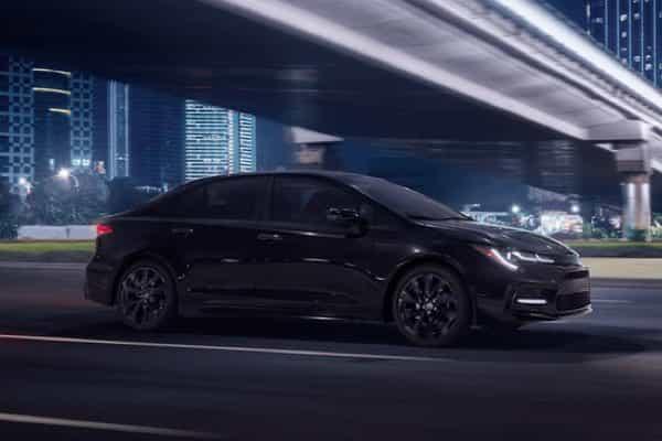 2021 Corolla,