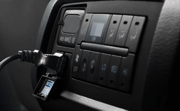 Rear-Seat Controls