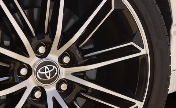 19-In. Sport Wheels